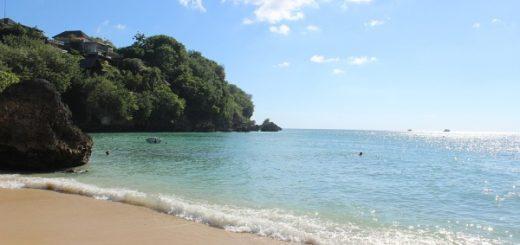 Bali pláže
