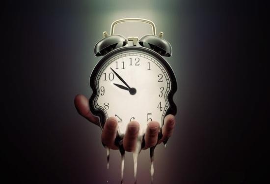 zastavený čas