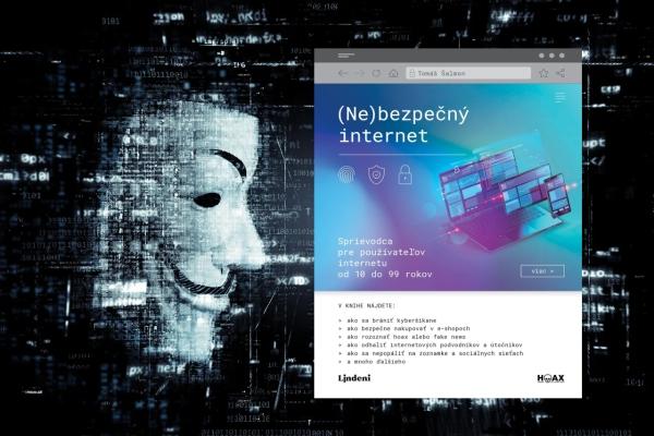 Nebezpečný internet, kniha Tomáš Šalmon