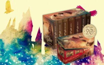 Harry Potter novy